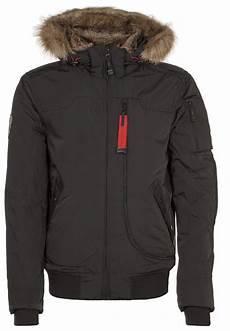 tom tailor winter jacket black zalando co uk