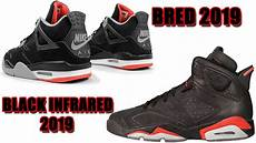air jordan 4 bred air jordan 6 black infrared 2019 release dates jordan 4 nrg hot punch and