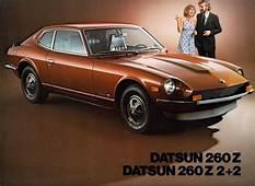 Datsun 260Z  Information And Photos MOMENTcar