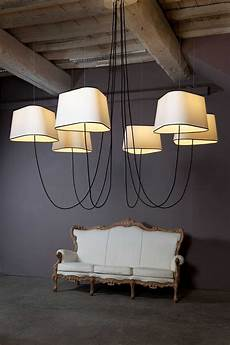 Design Heure Nuage Collection Lustres 6 Grands Nuages