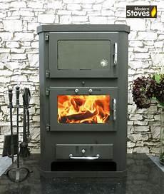 herd ofen kombi wood burning multifuel stove oven cooker combination