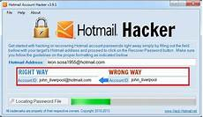 3 free hotmail password hacker software and online program