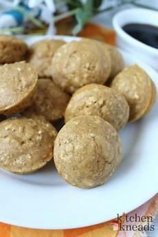 My Kitchen Kneads by Brown Sugar Oatmeal Pancake Bites Kitchen Kneads