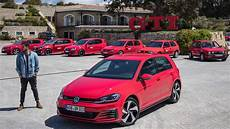 2018 vw golf 7 vii gti gti performance facelift und tcr