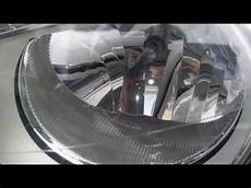 how to replace fiat 500 headlight front bulb easy