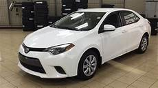 2016 Toyota Corolla Le Review