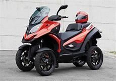 Scooter 224 4 Roues Le Quadro 4 Pour Bient 244 T Scooters