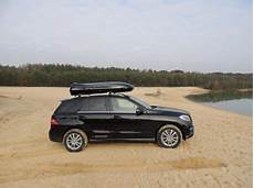 dachbox beluga 200 km h mobila im windkanal getestet