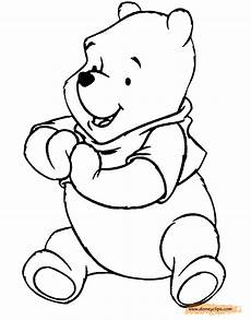 winnie the pooh coloring pages 5 disney s world of wonders