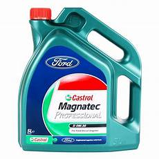 5 liter castrol magnatec professional d 0w 30 ford wss