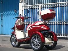 Jual Motor Modifikasi Roda 3 by 8 Modifikasi Motor Ini Bikin Kaum Difabel Tetap Keren Di