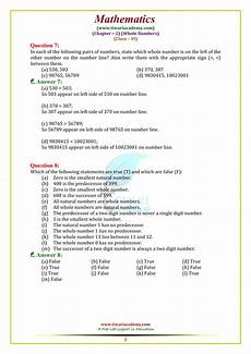 ncert solutions for class 6 maths chapter 2 whole numbers in pdf