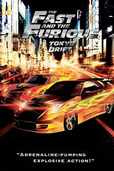 The Fast And The Furios - the database posters the fast and the furious