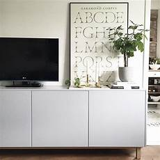 ikea metod sideboard the tv with tv on wall hem