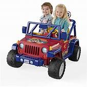 15 Best Power Wheels & Electric Cars For Kids 2019 Reviews