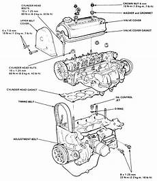 92 civic engine diagram honda civic how do you change the gasket on a 92 honda