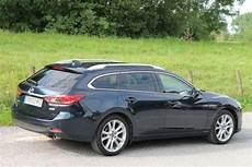 Verkauft Mazda 6 Kombi Skyactiv D 150 Gebraucht 2015