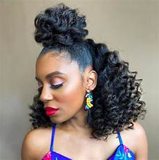 50 american natural hairstyles for medium length hair hairstyles update