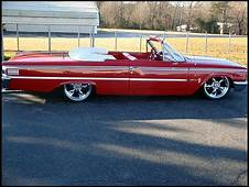 G154 1963 Ford Galaxie 500 Convertible Photo 2  Classic