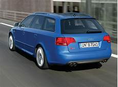 2006 audi s4 wagon top speed