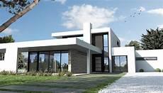 maison rectangle contemporaine le monde de l 233 a