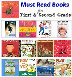 second grade children s books list first and second grade must read books