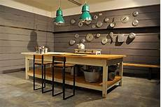 tavolo da lavoro cucina interior design recupero tavolo da lavoro con struttura in