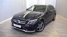 Mercedes C 200 T Amg Line 4matic Distronic