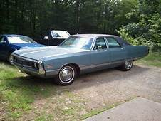 1969 Chrysler New Yorker  Information And Photos MOMENTcar