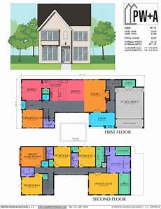 small two story home plans 75 most beautiful beautiful spacious two story home preston wood associates
