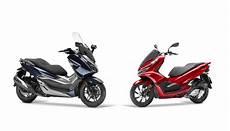 Pcx 125 Und Forza 300 Die Neusten Roller Honda Kommen