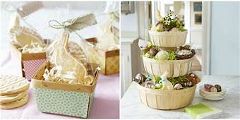35 DIY Easter Basket Ideas  Unique Homemade