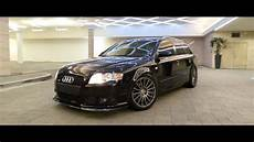 audi a4 b7 audi b7 a4 avant titanium package lowered