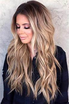 2019 popular long hairstyles without bangs