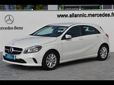 Voiture Occasion Mercedes Classe A 160 D Business 2016