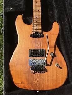 Wayne Charvel Custom Roasted Rock Legend 2016