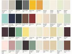 Farrow And Farbkarte - farrowball2 color names chart farrow paint paint