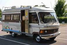 oldtimer wohnmobil daimler hymer 602 d 32 wohnwagen