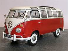 revell 1 24 vw t1 samba ready for inspection