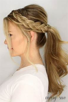 3 easy summer hairstyles summer hairstyles homecoming