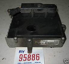 transmission control 1995 chrysler new yorker spare parts catalogs purchase chrysler 90 93 newyorker airbag srs control unit module 1990 1991 1992 1993 motorcycle