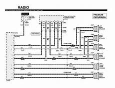 2005 lincoln navigator wiring diagram 2004 ford focus 2 0l mfi dohc 4cyl repair guides entertainment systems 2001 radio