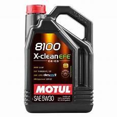 huile moteur motul 8100 efe essence diesel 5w30 5l feu vert