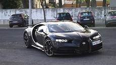 Shiron In by All Black Bugatti Chiron Spotted In Lisbon Chiron Launch