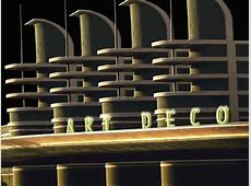 """Art Deco   Streamline Moderne"" by Jhihmoac   Caedes"