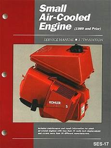 small engine service manuals 1989 volkswagen type 2 on board diagnostic system small air cooled engine 1989 and prior 2 4 stroke service manual clymer 9780872884892