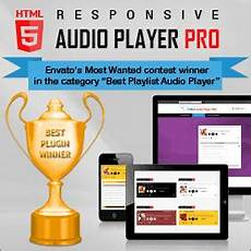 6 best html5 radio player plugins shoutcast icecast support