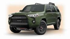 2020 toyota 4runner army green is the 2020 toyota 4runner s best new feature