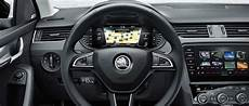 skoda octavia units with cockpit arrive at