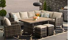Patio Furniture Small Space